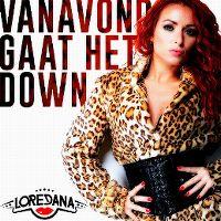 Cover Loredana [BE] - Vanavond gaat het down